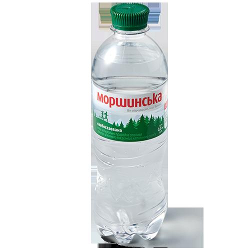 Вода Моршинська 0,5 газована